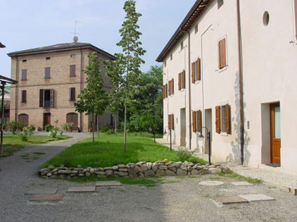 b&b accommodation farm stay Modena and Bologna